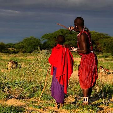 Большое сафари в Кении и Танзании
