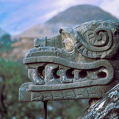 Вся Мексика: Сокровища Пернатого змея