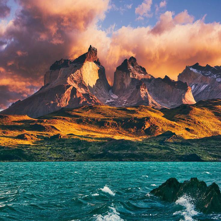 Чили во всей красе