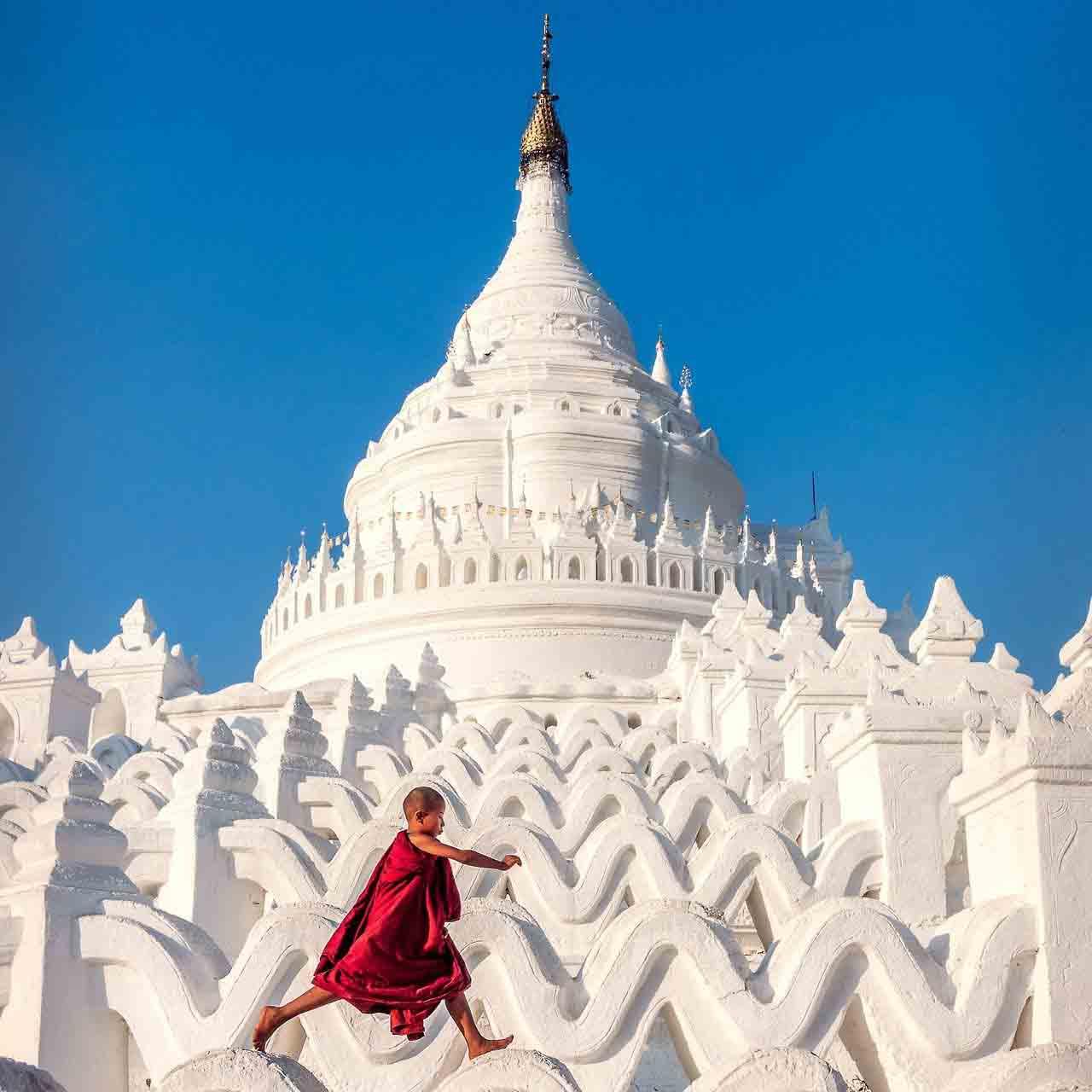 Первое знакомство с Мьянмой