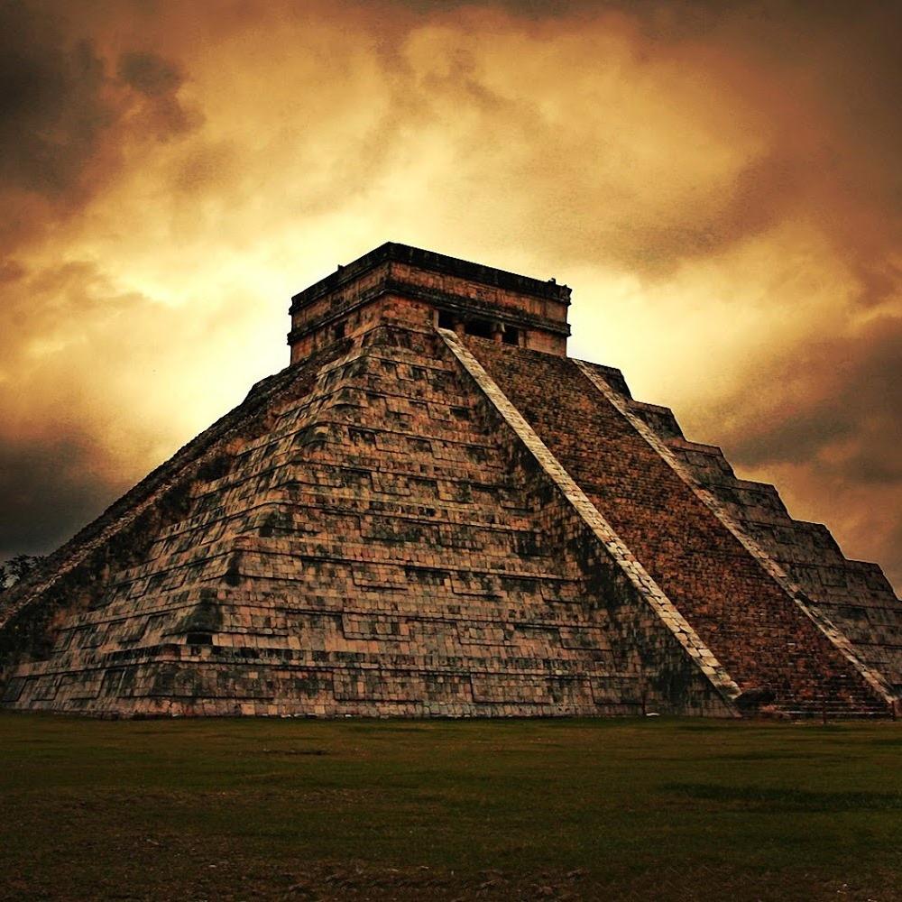 Мексика: Города богов