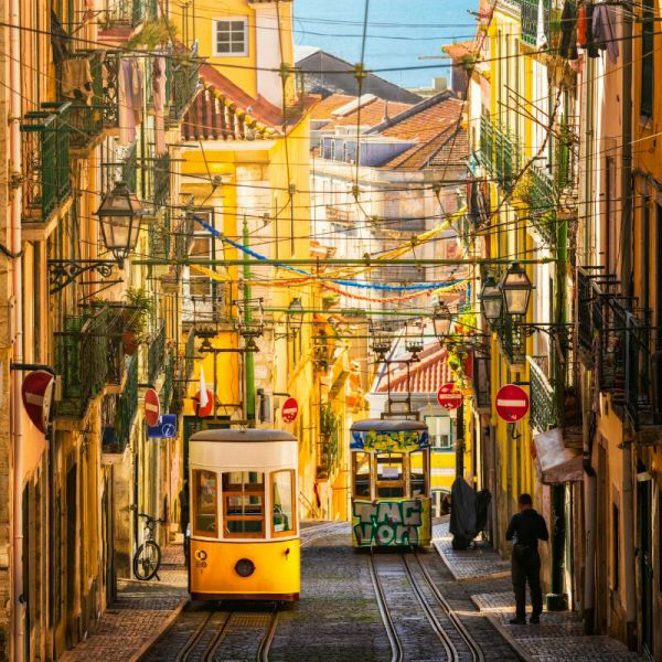 Гранд тур по Португалии
